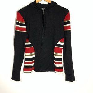 Nils sportswear fleece hoodie sweatshirt